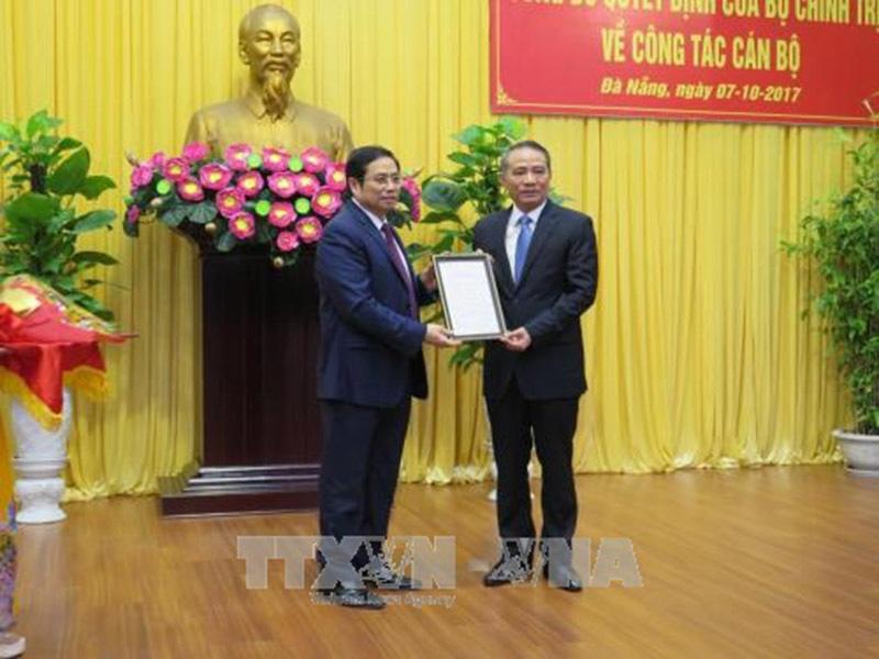 Tổng bí thư Nguyễn Phú Trọng, Nguyễn Phú Trọng, Bộ Chính trị, luân chuyển cán bộ
