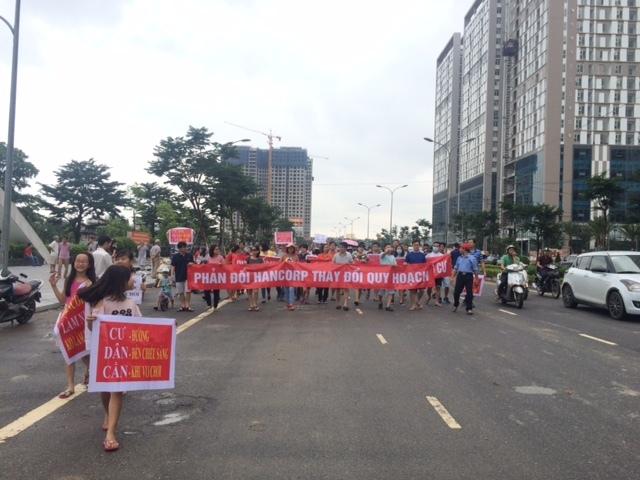 Cư dân Ngoại giao đoàn HN phản ứng với việc điều chỉnh Quy hoạch