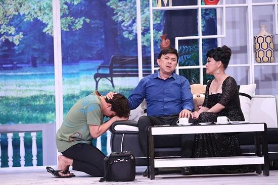 Việt Hương, Trấn Thành, Chí Tài, Thuận Nguyễn, Trương Thế Vinh