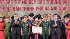Tuyên dương 84 thủ khoa xuất sắc các trường đại học
