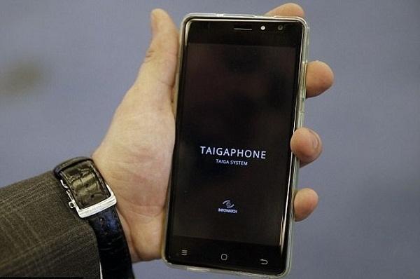 Công ty Nga sắp ra mắt smartphone siêu bảo mật