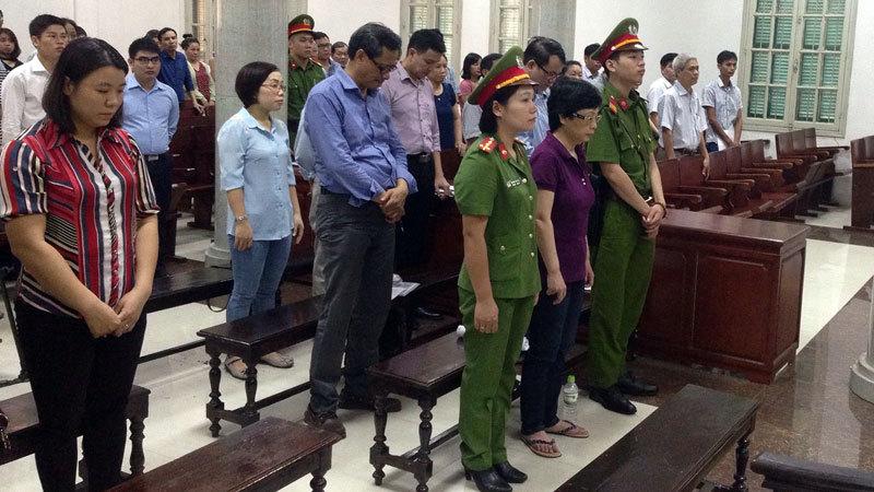 Cựu ĐBQH Châu Thị Thu Nga bị đề nghị án tù chung thân