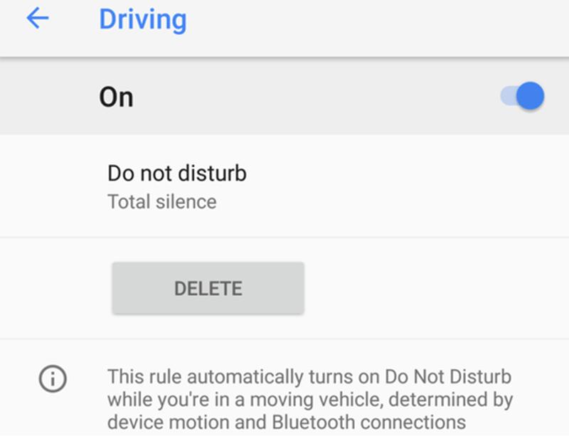 Pixel 2 và Pixel 2 XL có tính năng bảo đảm an toàn khi đang lái xe