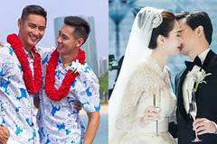 Đám cưới Đặng Thu Thảo, Hồ Vĩnh Khoa hot nhất showbiz tuần qua