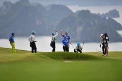 Không có hole in one, golfer Hàn Quốc leo đỉnh KLF Golf Tournament 2017