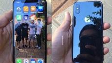 Apple bảo mật có vấn đề, iPhone X lộ ra ngoài trước ngày mở bán