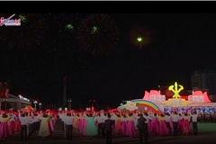 Triều Tiên bắn pháo hoa mừng ngày cha Jong Un nắm quyền