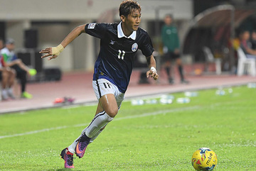 """HLV tuyển Campuchia: """"Chan Vathanaka là cầu thủ vĩ đại nhất châu Á"""""""