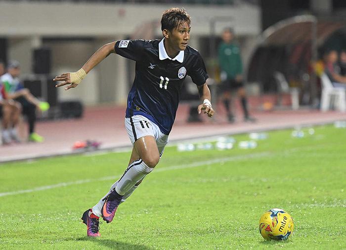 HLV tuyển Campuchia: 'Chan Vathanaka là cầu thủ vĩ đại nhất châu Á'