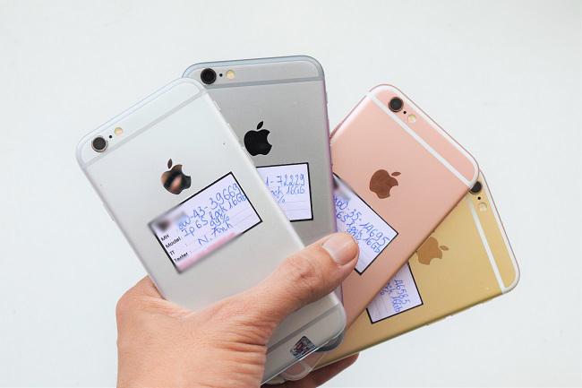 """Thị trường iPhone lock đóng băng sau """"thảm họa"""" SIM ghép 4G"""