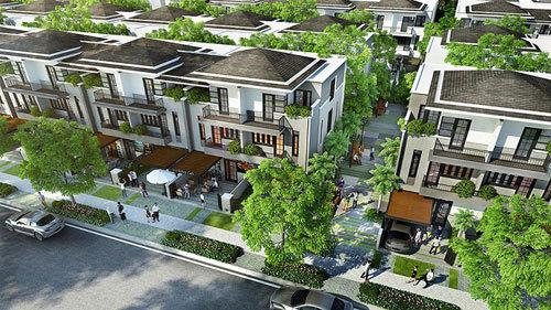 Lavila: biệt thự phố yên tĩnh giữa lòng Nam Sài Gòn