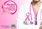 350 gói tầm soát ung thư vú miễn phí ở The Garden