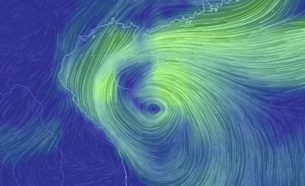 Áp thấp nhiệt đới giật cấp 10, nguy cơ mạnh thành bão