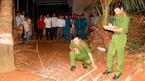 Thanh Hóa: Sát hại công an viên rồi bỏ trốn sang Lào