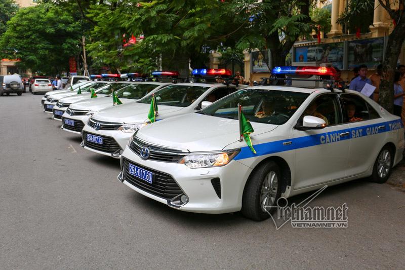 CSGT Hà Nội vào Đà Nẵng dẫn 7 đoàn cấp cao APEC