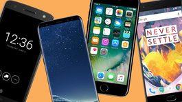 Smartphone nào bán chạy nhất nửa đầu năm 2017?