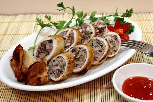 Những món nhồi thịt thơm ngon cho gia đình