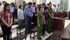 Cựu ĐBQH Châu Thị Thu Nga lừa đảo: Bị cáo nức nở tại tòa