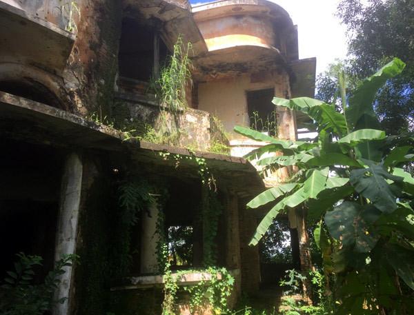 Bên trong biệt thự kiểu Pháp bị bỏ hoang hơn 40 năm ở Đồng Nai - ảnh 3