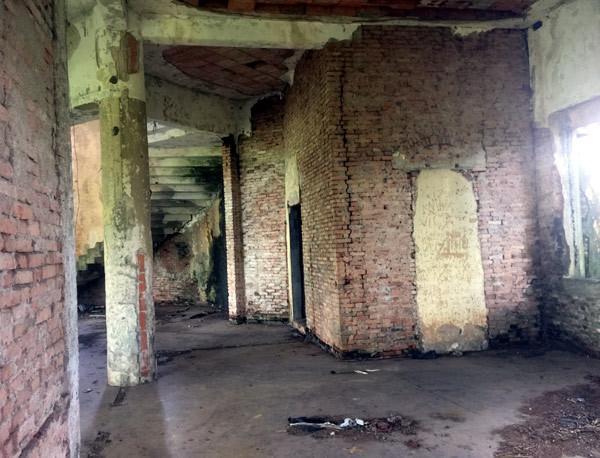 Bên trong biệt thự kiểu Pháp bị bỏ hoang hơn 40 năm ở Đồng Nai - ảnh 4