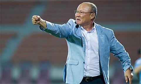 Tuyển Việt Nam, HLV Mai Đức Chung, HLV Park Hang Seo, Vòng loại Asian Cup 2019