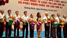 30 năm Việt Nam tham gia cuộc thi viết thư quốc tế UPU