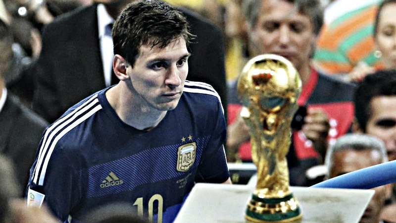 Ecuador vs Argentina: FIFA và World Cup cần Messi