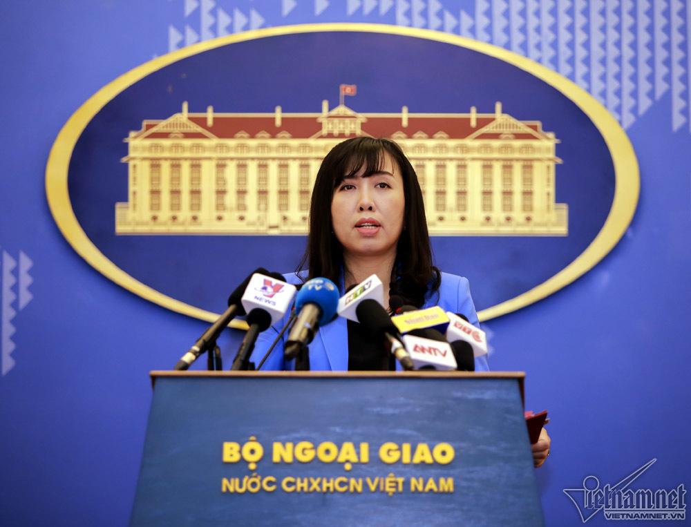 Bộ Ngoại giao thông tin việc Campuchia sẽ tịch thu giấy tờ người gốc Việt