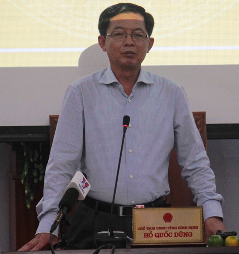 Bắt trưởng phòng 'nhận hối lộ': Chủ tịch tỉnh yêu cầu xử nghiêm