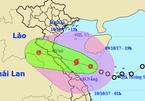 Thời tiết 10/10: Áp thấp giật cấp 9 đổ bộ Hà Tĩnh - Quảng Bình