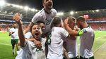 Xứ Wales thua bẽ bàng, Bale lỡ hẹn World Cup 2018