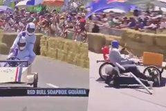 Cuộc đua xe tự chế vui nhộn nhất hành tinh
