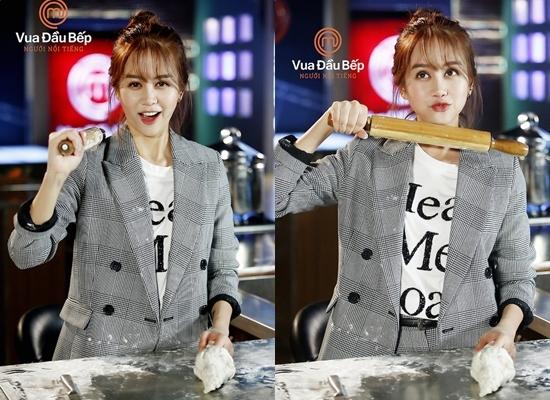 Siêu mẫu Hà Anh được chồng ủng hộ tham gia Vua đầu bếp 2017
