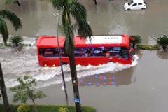 Mưa lớn ở Nghệ An, 2 người chết