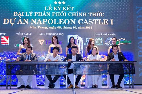 Lễ công bố Napoleon Castle I thành công ngoài mong đợi