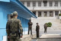 Ông Trump cân nhắc tới biên giới liên Triều