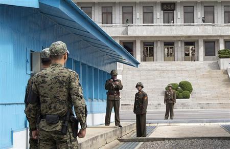 Donald Trump, Tổng thống Mỹ, Triều Tiên, DMZ