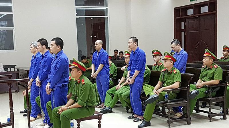 Tử tù trốn trại, tử tù, Nguyễn Văn Tình