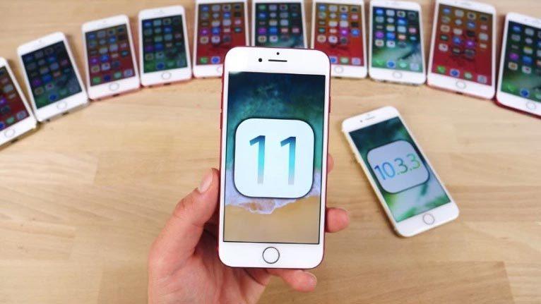 iOS 11 cho phép tắt iPhone, iPad không cần nút nguồn