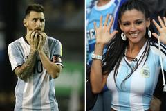 """Messi được khích lệ tinh thần trước """"giờ phán xử"""""""