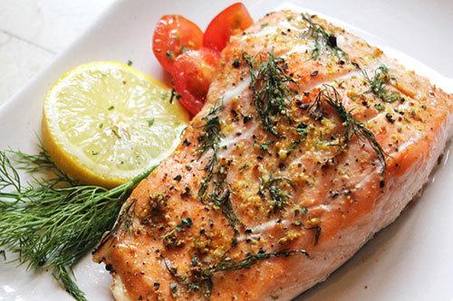 Cách nướng cá không cần sử dụng dầu ăn tốt cho sức khỏe