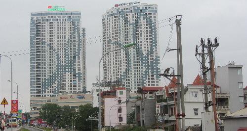 quy hoạch thủ đô, băm nát quy hoạch, khu đô thị mới, khu ngoại giao đoàn, điều chỉnh quy hoạch, nâng tầng, tăng mật độ xây dựng, UBND Hà Nội, quy hoạch hạ tầng