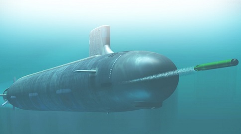 tàu ngầm, tàu ngầm Mỹ, đại dương