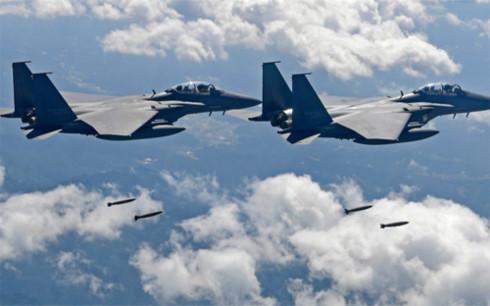Triều Tiên, tình hình Triều Tiên, bom than chì