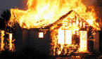 Cháy nhà: Bố mẹ đi vắng, 2 bé gái tử vong thương tâm