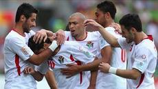 Jordan và Afghanistan cưa điểm sau màn rượt đuổi siêu kịch tính