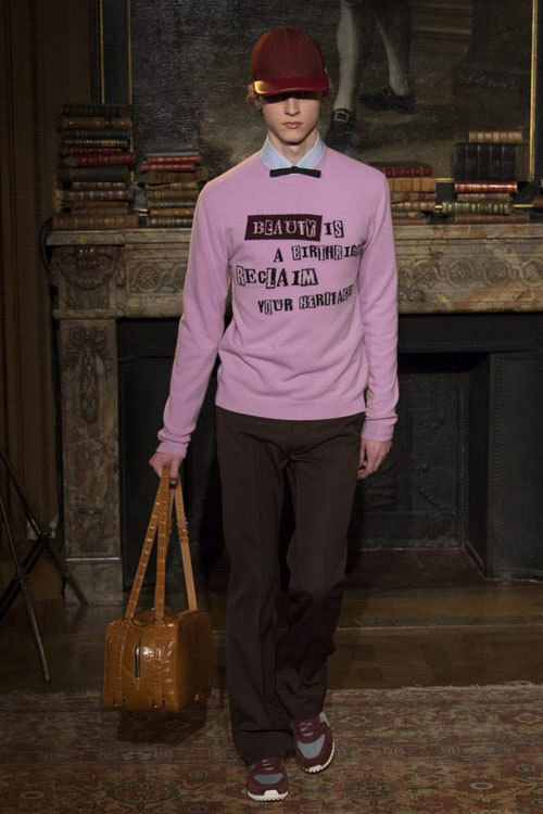 7 xu hướng thời trang nam nổi bật mùa thu đông 2017 bạn không nên bỏ qua