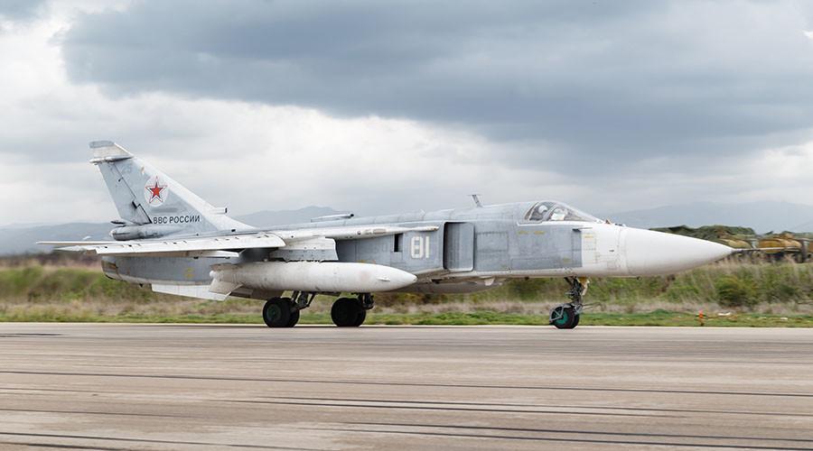Chiến cơ Nga gặp nạn tại Syria, không ai sống sót