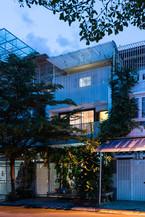 Căn nhà mặt hướng Tây mà không lo nóng ở Nha Trang