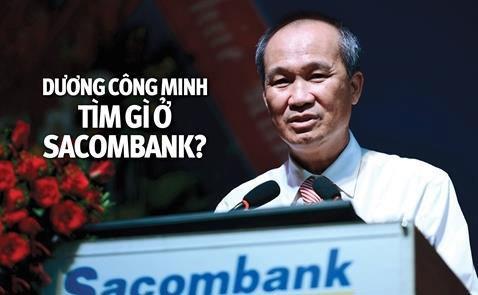 chứng khoán,cổ phiếu ngân hàng,Dương Công Minh,Nguyễn Đức Hưởng,Sacombank,Đặng Văn Thành,Trầm Bê,Him Lam